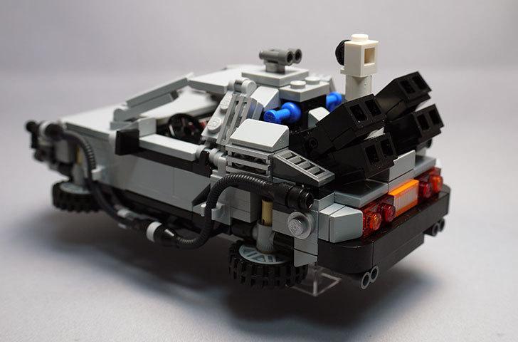 LEGO-21103-デロリアン・タイムマシンを作った2-13.jpg