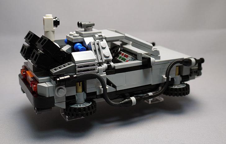 LEGO-21103-デロリアン・タイムマシンを作った2-15.jpg