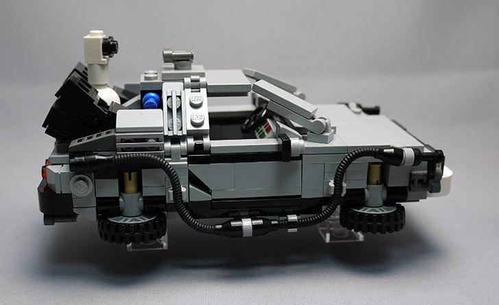 LEGO-21103-デロリアン・タイムマシンを作った2-16.jpg