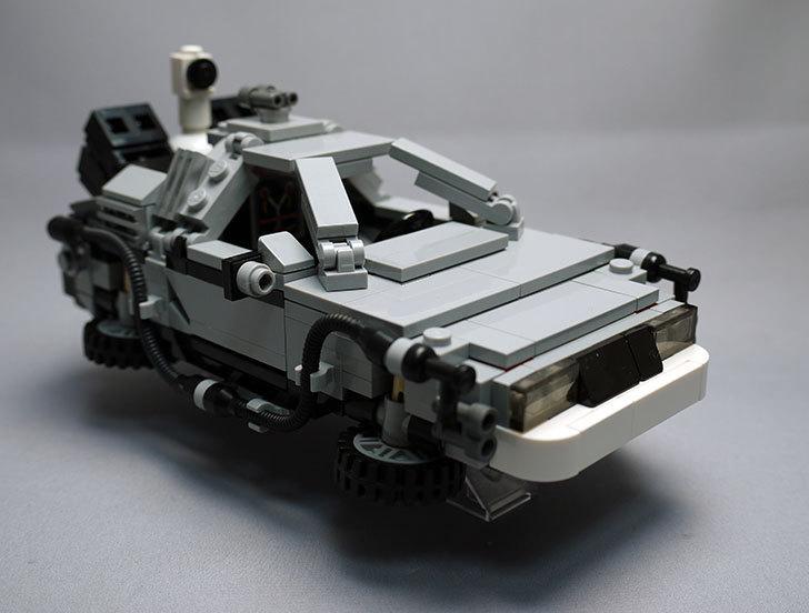 LEGO-21103-デロリアン・タイムマシンを作った2-17.jpg