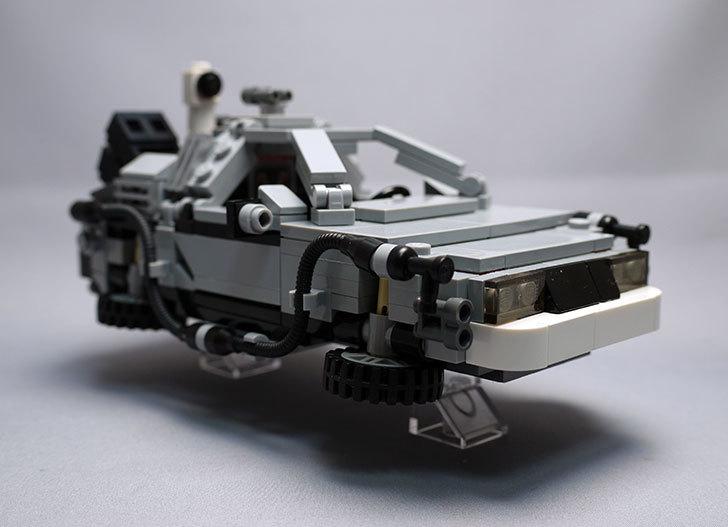 LEGO-21103-デロリアン・タイムマシンを作った2-18.jpg