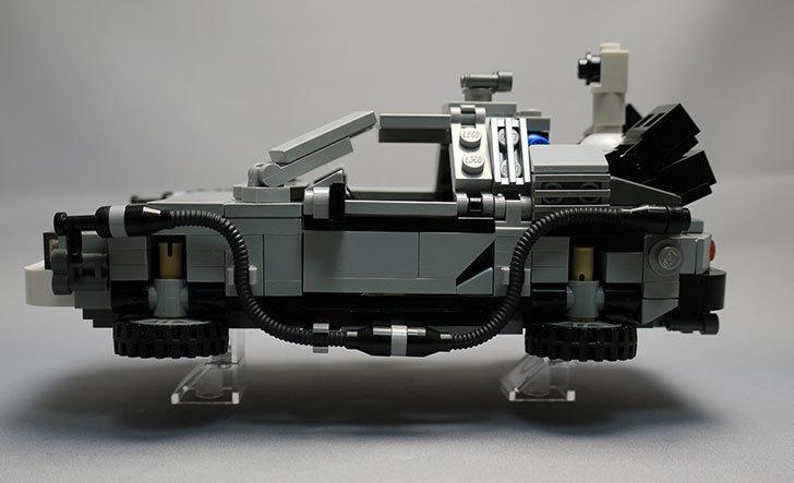 LEGO-21103-デロリアン・タイムマシンを作った2-22.jpg