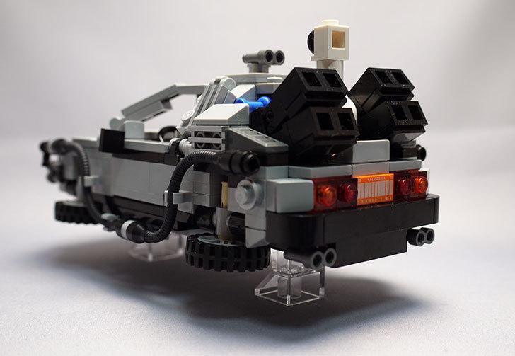 LEGO-21103-デロリアン・タイムマシンを作った2-23.jpg