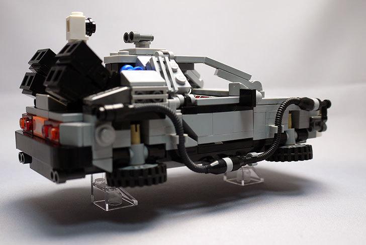 LEGO-21103-デロリアン・タイムマシンを作った2-25.jpg