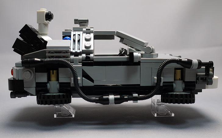 LEGO-21103-デロリアン・タイムマシンを作った2-26.jpg