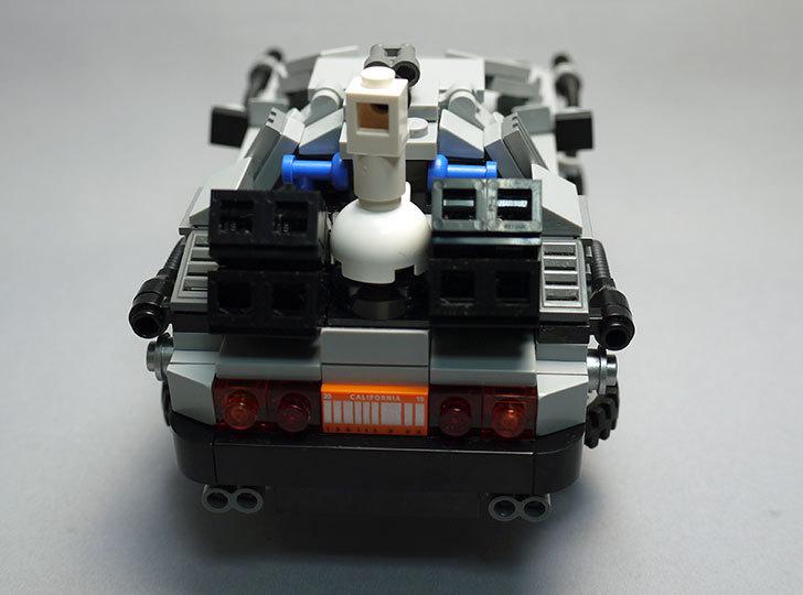 LEGO-21103-デロリアン・タイムマシンを作った2-4.jpg