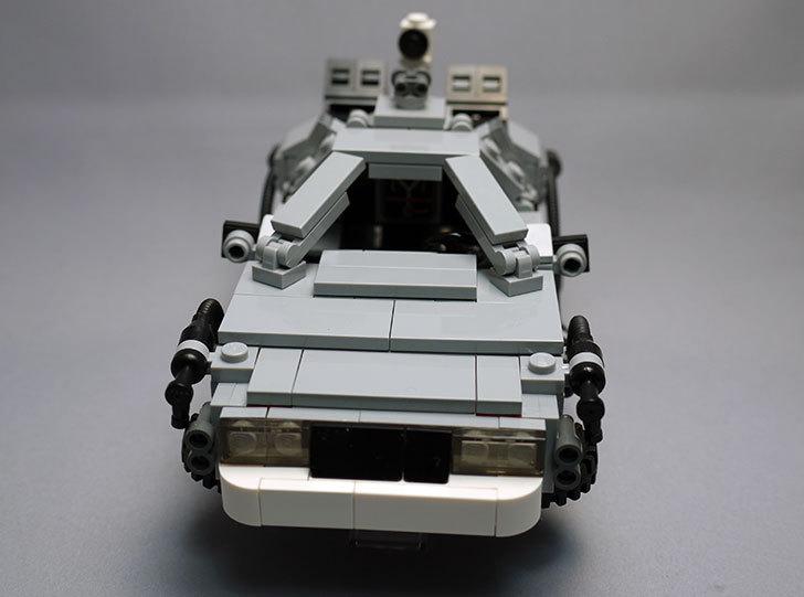 LEGO-21103-デロリアン・タイムマシンを作った2-8.jpg