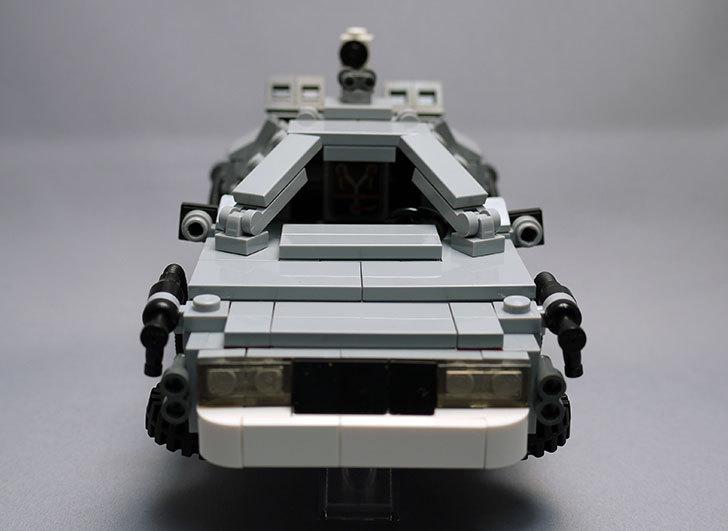 LEGO-21103-デロリアン・タイムマシンを作った2-9.jpg