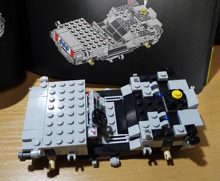 LEGO-21103-デロリアン・タイムマシンを作った22.jpg