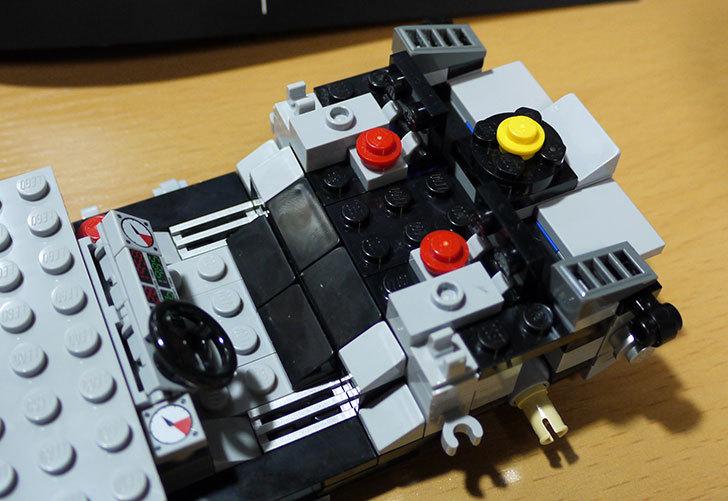 LEGO-21103-デロリアン・タイムマシンを作った24.jpg