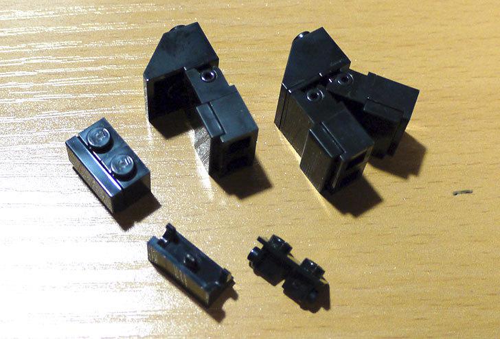 LEGO-21103-デロリアン・タイムマシンを作った25.jpg