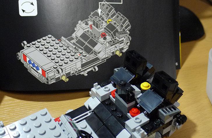 LEGO-21103-デロリアン・タイムマシンを作った29.jpg