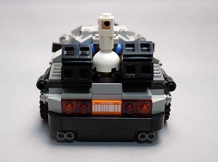 LEGO-21103-デロリアン・タイムマシンを作った3-13.jpg