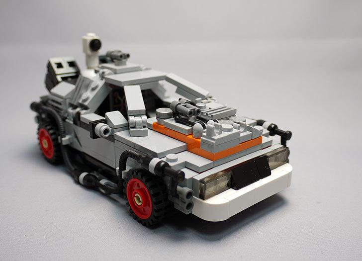 LEGO-21103-デロリアン・タイムマシンを作った3-16.jpg