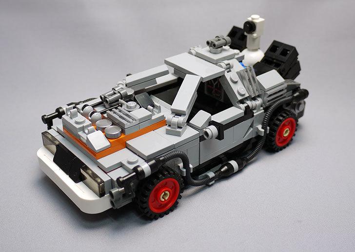 LEGO-21103-デロリアン・タイムマシンを作った3-18.jpg