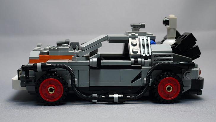 LEGO-21103-デロリアン・タイムマシンを作った3-2.jpg