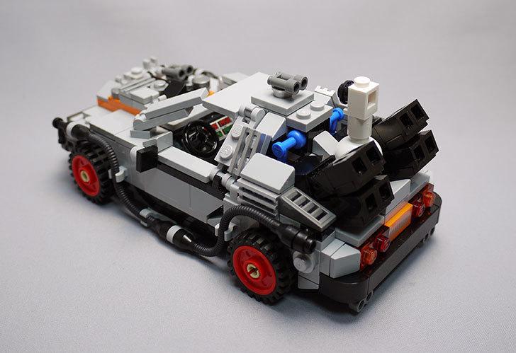 LEGO-21103-デロリアン・タイムマシンを作った3-20.jpg
