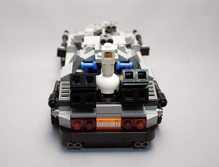 LEGO-21103-デロリアン・タイムマシンを作った3-21.jpg