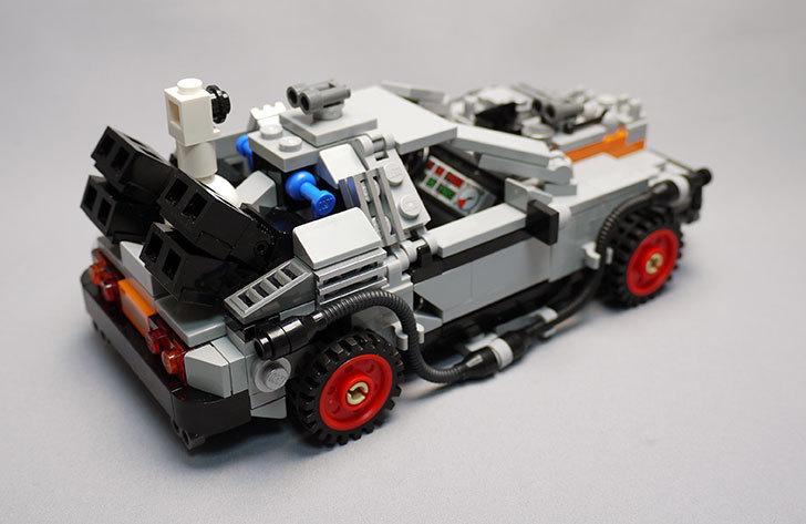 LEGO-21103-デロリアン・タイムマシンを作った3-22.jpg