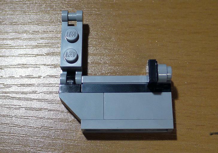 LEGO-21103-デロリアン・タイムマシンを作った37.jpg