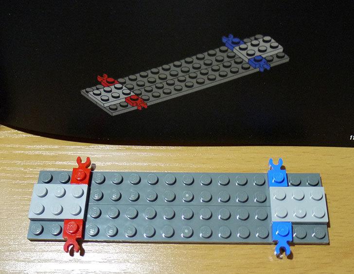 LEGO-21103-デロリアン・タイムマシンを作った4.jpg