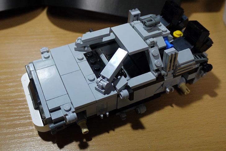 LEGO-21103-デロリアン・タイムマシンを作った40.jpg