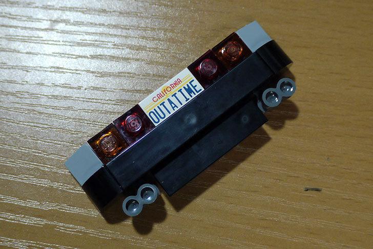 LEGO-21103-デロリアン・タイムマシンを作った43.jpg