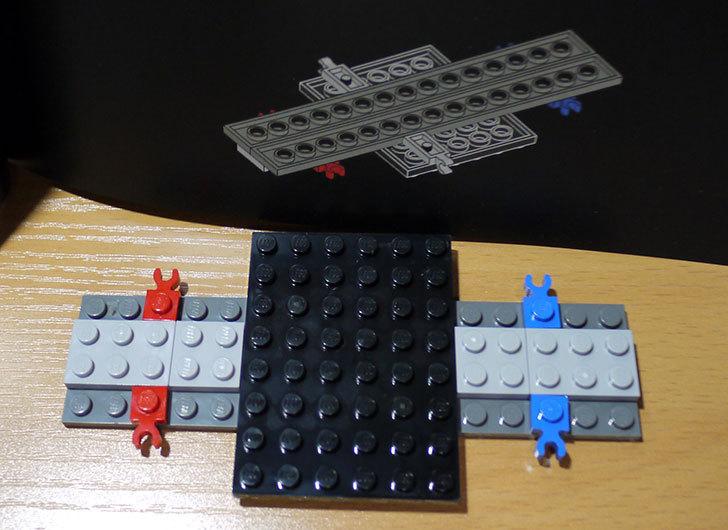 LEGO-21103-デロリアン・タイムマシンを作った5.jpg