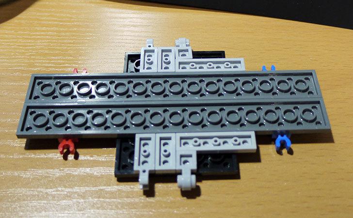 LEGO-21103-デロリアン・タイムマシンを作った6.jpg