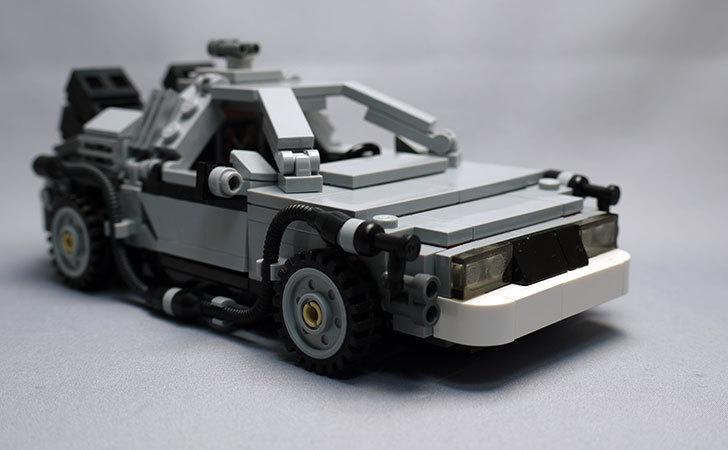 LEGO-21103-デロリアン・タイムマシンを作った60.jpg