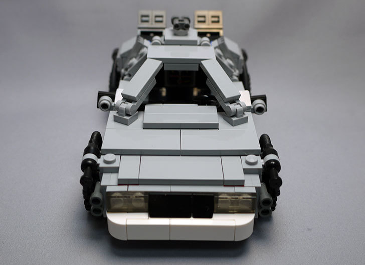 LEGO-21103-デロリアン・タイムマシンを作った61.jpg