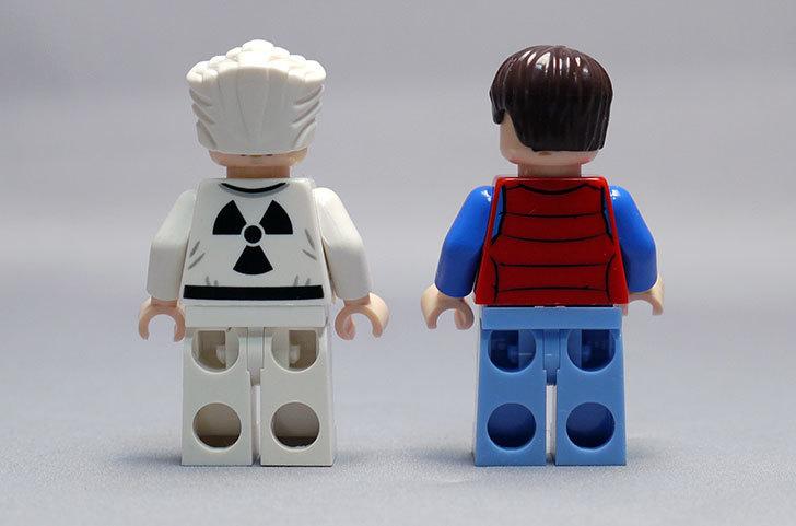 LEGO-21103-デロリアン・タイムマシンを作った69.jpg