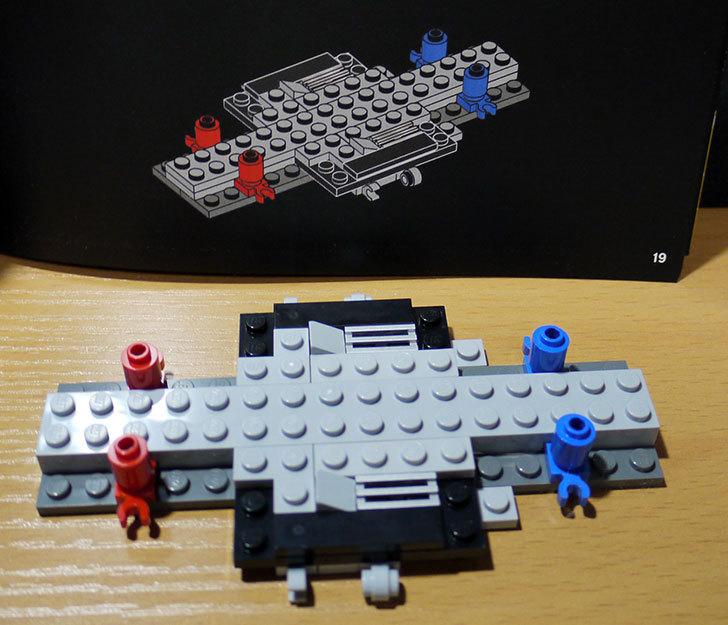 LEGO-21103-デロリアン・タイムマシンを作った7.jpg