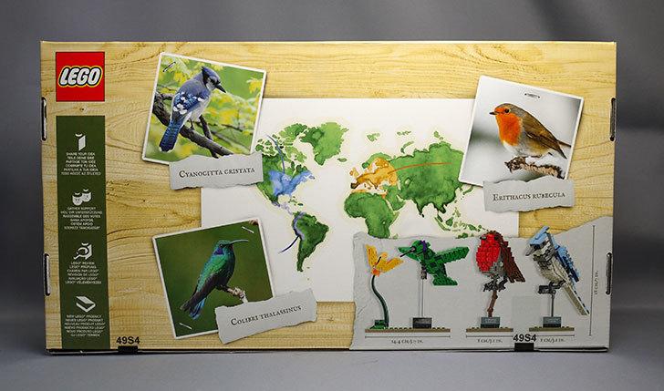 LEGO-21301-世界の鳥-21301をクリブリで買って来た2.jpg