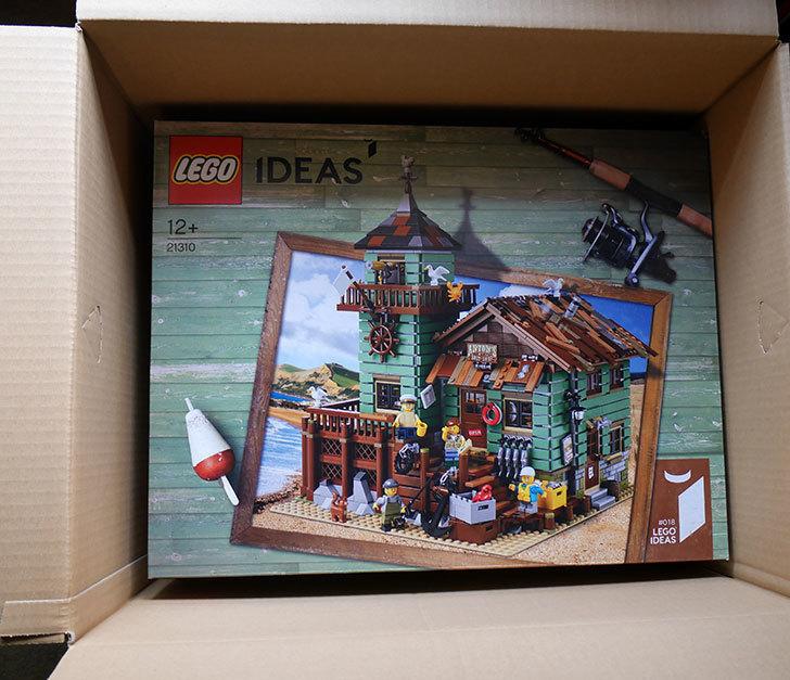 LEGO-21310-つり具屋が届いた。42%offでポチったヤツ。2個目-2.jpg