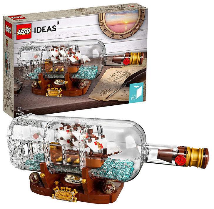 LEGO-21313-シップ・イン・ボトル-が6,581円だったのでポチった1.jpg