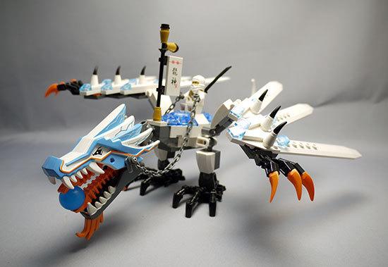 LEGO-2260-アイス・ドラゴン作成1.jpg