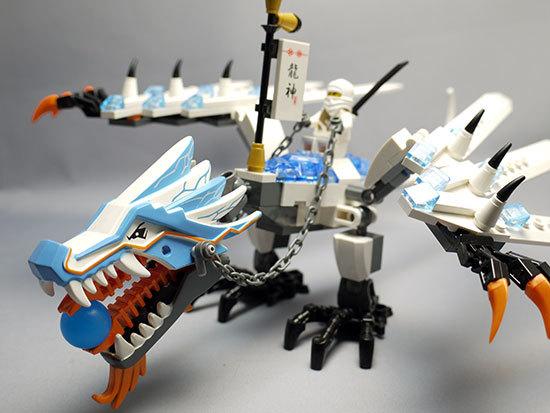 LEGO-2260-アイス・ドラゴン作成5.jpg