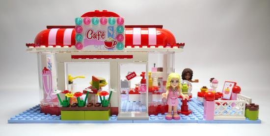 LEGO-3061-パークカフェ作った1.jpg