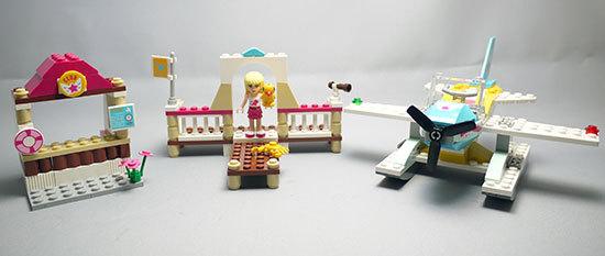 LEGO-3063-ハートレイクスカイクラブを作った1.jpg