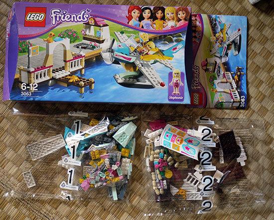 LEGO-3063-ハートレイクスカイクラブを作った2.jpg