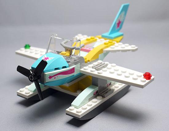 LEGO-3063-ハートレイクスカイクラブを作った6.jpg