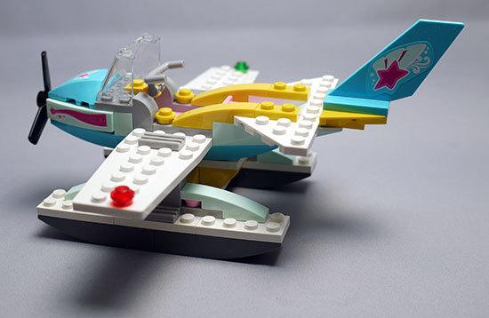 LEGO-3063-ハートレイクスカイクラブを作った7.jpg