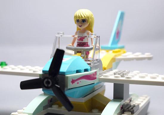 LEGO-3063-ハートレイクスカイクラブを作った8.jpg