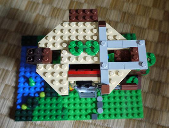 LEGO-31010-ツリーハウスを作った10.jpg