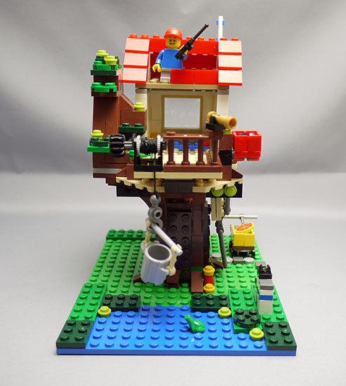 LEGO-31010-ツリーハウスを作った13.jpg