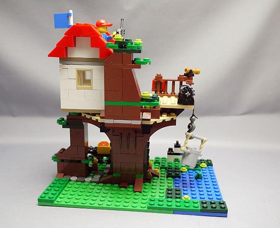 LEGO-31010-ツリーハウスを作った15.jpg