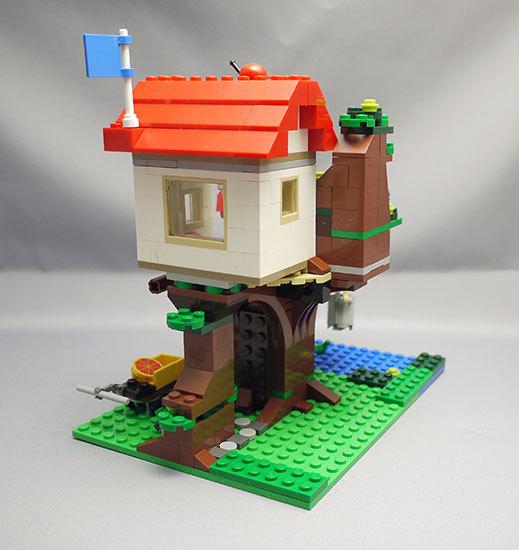 LEGO-31010-ツリーハウスを作った16.jpg