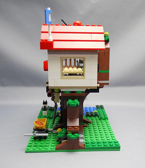 LEGO-31010-ツリーハウスを作った17.jpg