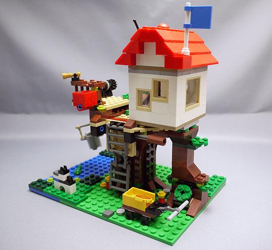 LEGO-31010-ツリーハウスを作った18.jpg